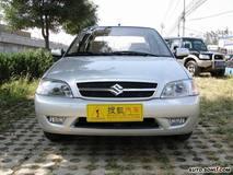 铃木羚羊1.3L 手动 舒适型正前图片