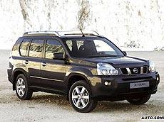 奇骏 2.5L XL CVT 豪华版(四驱)