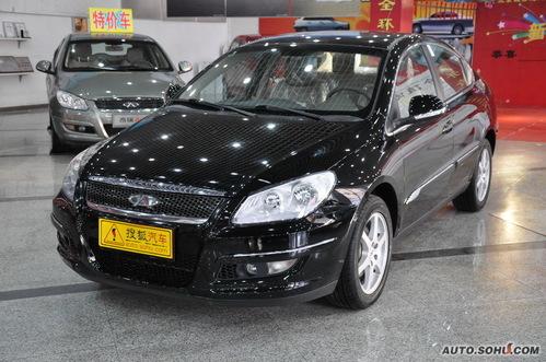 2010款奇瑞A3三厢1.6L手动豪华型