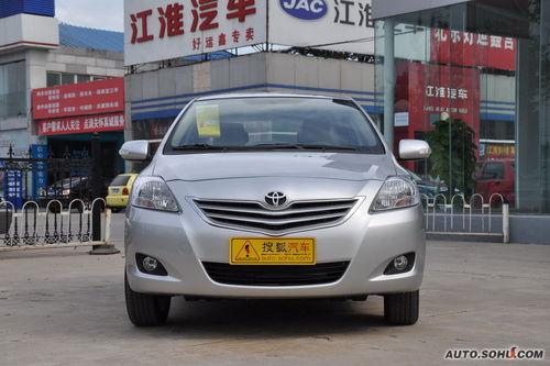 2011款丰田新威驰1.6L GL-i手动型