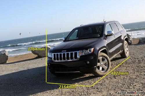 Jeep吉普 大切诺基 实拍 图解 图片