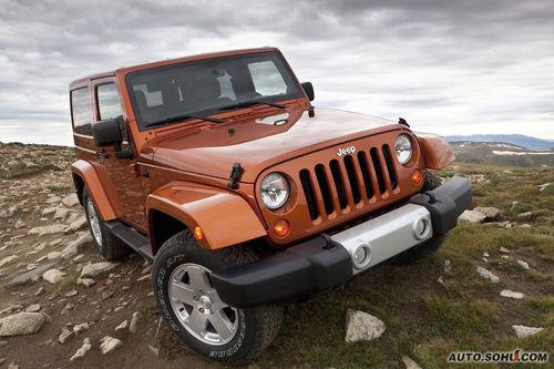 2011款Jeep牧马人