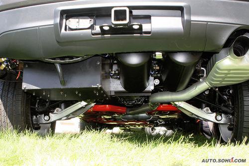 Jeep吉普 大切诺基 实拍 底盘/动力 图片
