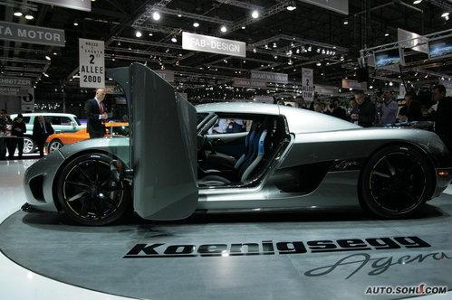 柯尼希塞尔 Agera  实拍 外观 [首发] [跑车及其他] 图片