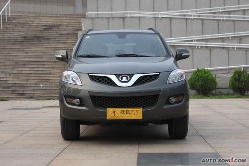 2010款长城哈弗H5欧风版2.4L四驱舒适型
