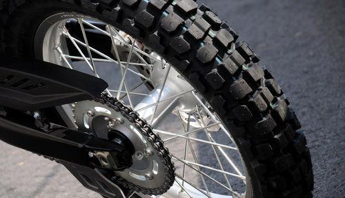 路上行 山上爬 越野摩托车雅马哈WR250R