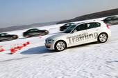 宝马冬季驾驶训练营雪地…