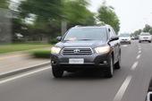 年度最佳SUV 广汽丰田汉兰达