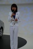 2009上海车展北京现代车模