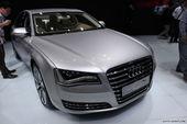 奥迪A8 Hybrid车展实拍
