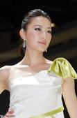 2009上海车展奔驰模特