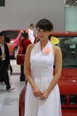 2009上海车展铃木车模