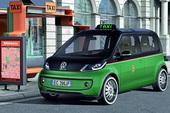 大众Milano Taxi概念车