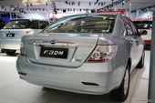 比亚迪F3DM车展实拍
