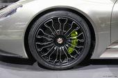 保时捷918 Spyder车展实拍