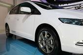 本田Insight车展实拍
