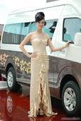 中华超靓美女车模