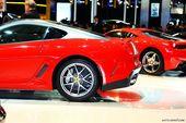 法拉利599GTO车展实拍