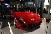法拉利599GTB车展实拍