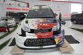 雪铁龙C4 WRC Hybrid