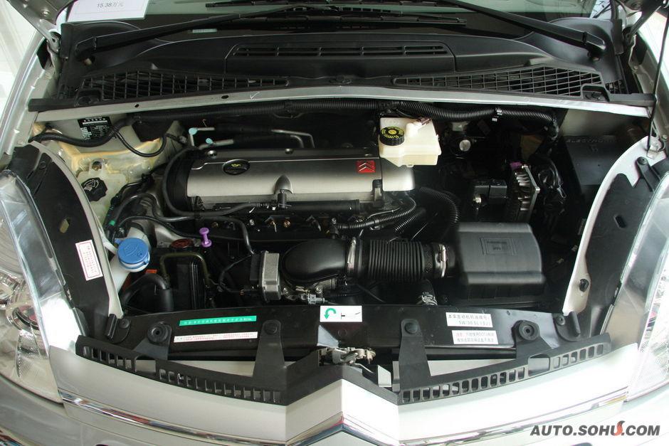搜狐汽车汽车图库雪铁龙神龙汽车萨拉毕加索组图2008款毕高清图片