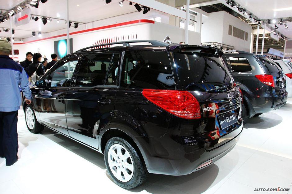 海马汽车 普力马 海马普力马车展实拍 车展车型 2010北京车展高清图片