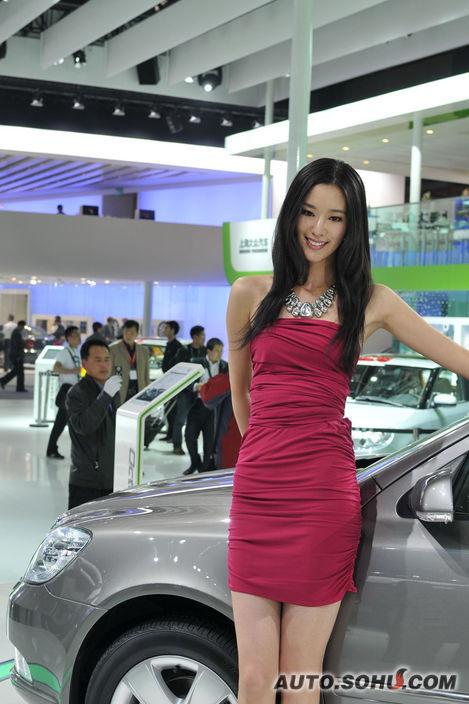 美女模特11