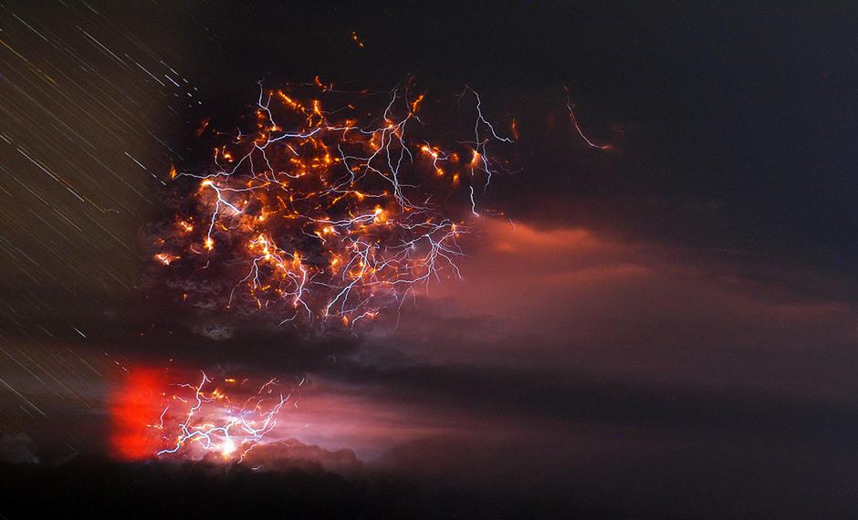 智利普耶韦火山喷发加剧 - 雅馨 - fclszxzrw的博客