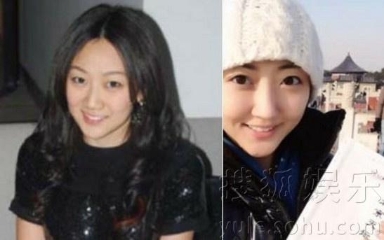 李云迪晒25岁女友美照