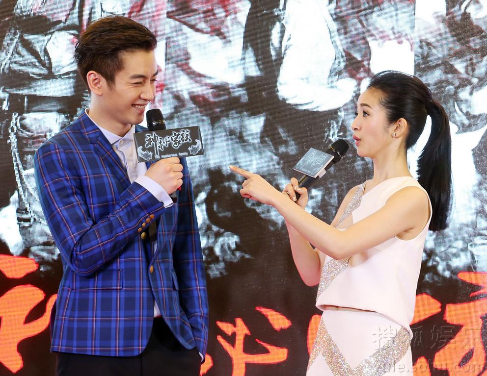 林依晨和陈晓首次合作惊悚片,在片中两人饰演一对亲姐弟,这也是