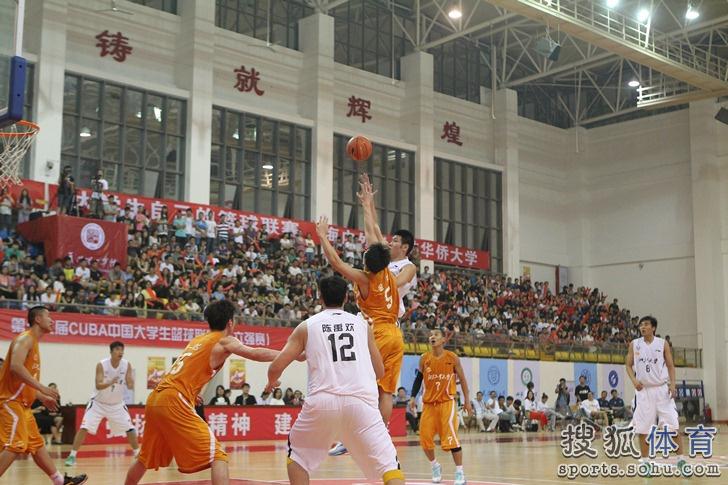 届CUBA中国大学生篮球联赛十六强赛首轮暨男女篮1/8决赛全部结束图片