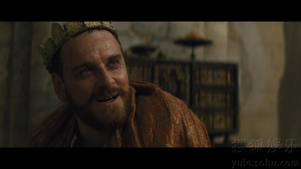 文/耷子)根据莎士比亚经典悲剧作品《麦克白》(Macbeth)改编
