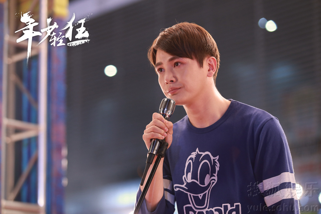 年少轻狂 发全新特辑 陈妍希曝被表白经历
