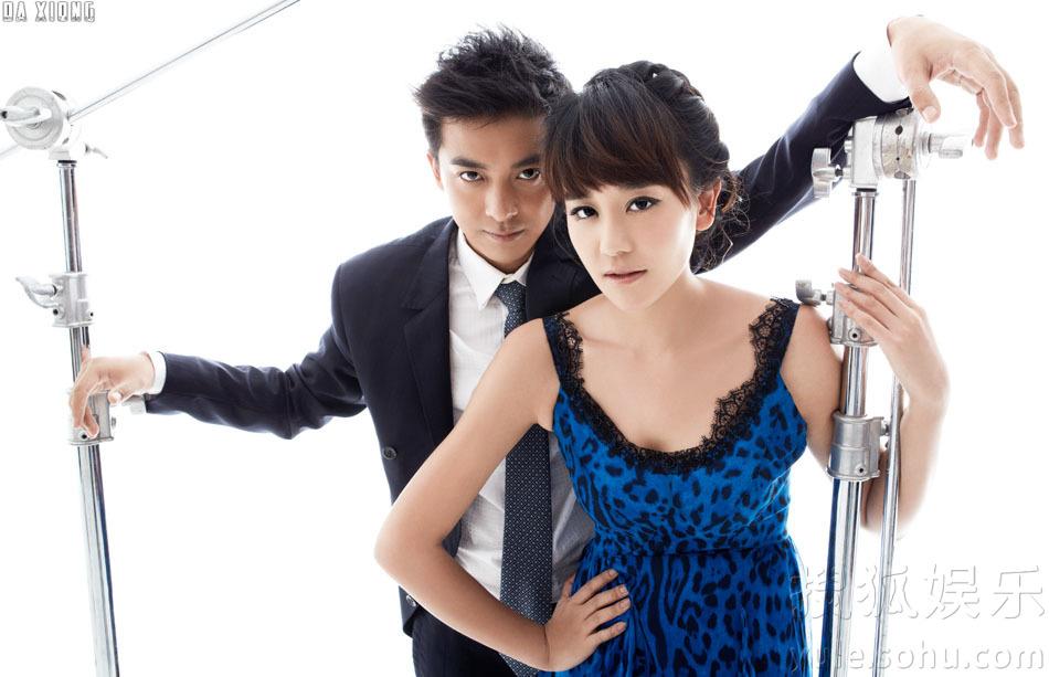 演的家庭喜剧《我家有喜》正在湖南卫视热播,可惜这次两人无缘
