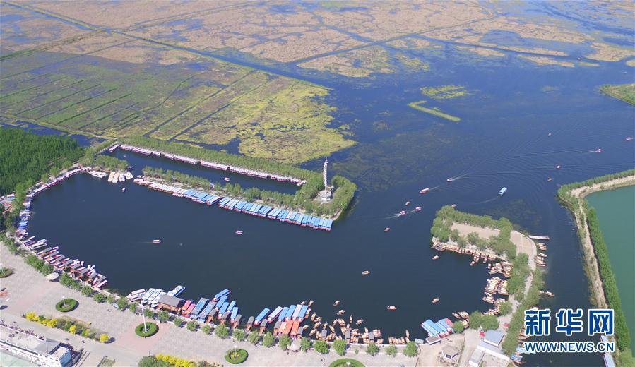 河北雄安新区规划范围涉及河北省雄县、容城、安新3县及周边部分