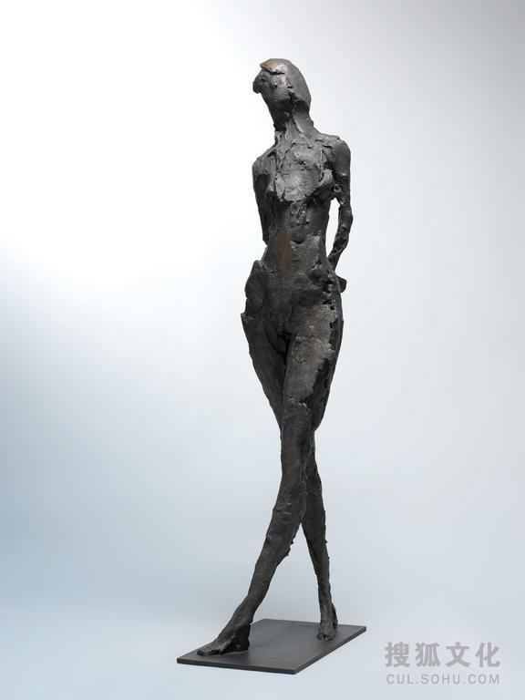 张峰 影子 雕塑作品欣赏