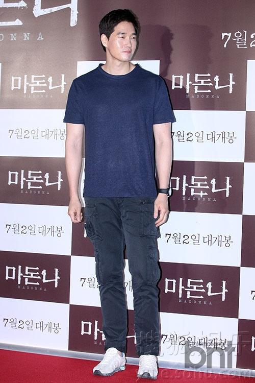 映会,男子组合EXO成员世勋、Super Junior-M成员Henry、艺人刘智
