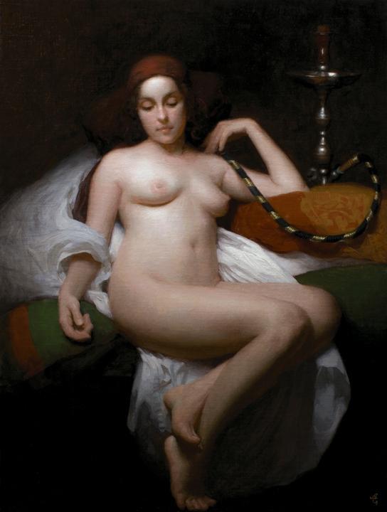 美国学院派画家油画欣赏 - zzhmi - zzhmi 的博客