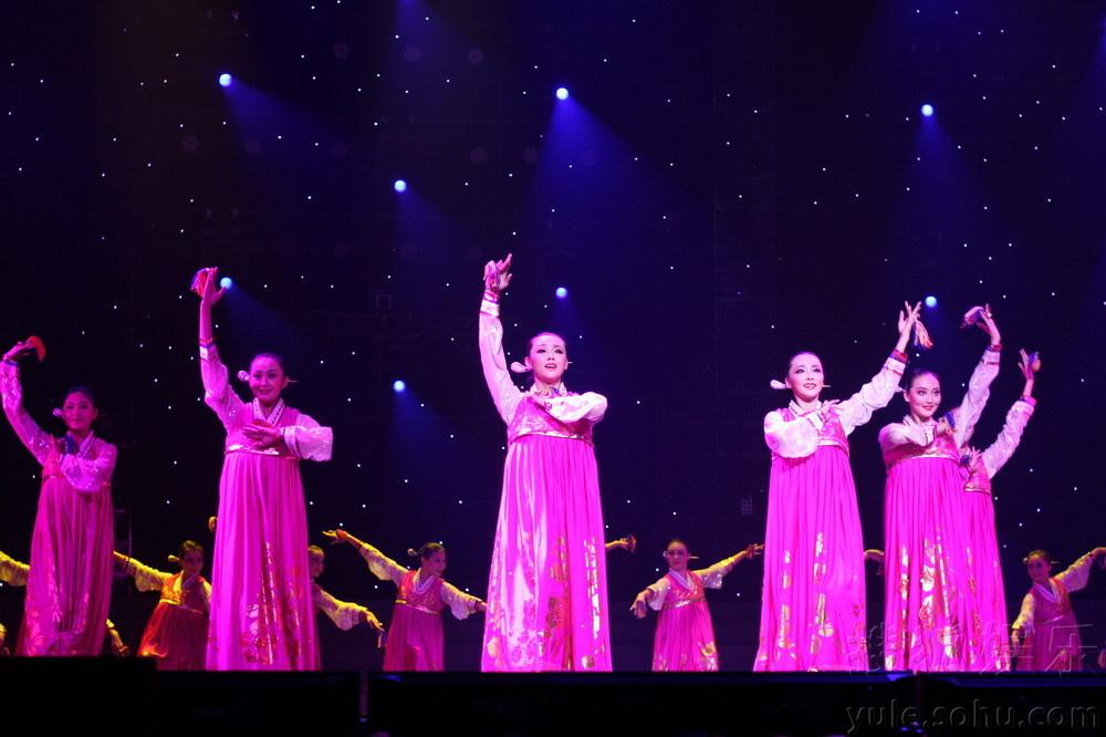 东方歌舞团大型歌舞晚会 元首之夜 图片欣赏