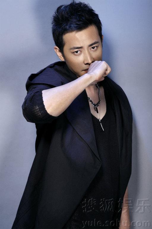 心计》情深义重的刘盈走红的演员罗晋,在即将播出的《穆桂英挂帅