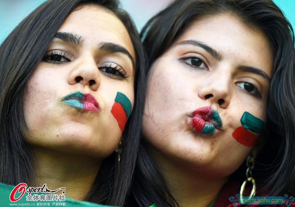 高清图:德国对阵葡萄牙