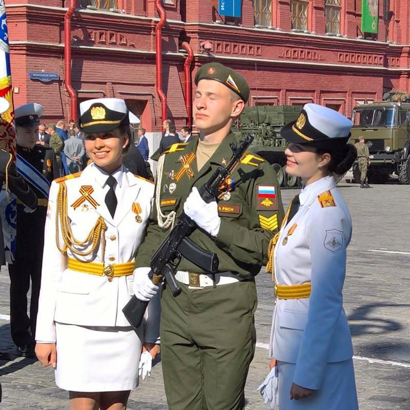 俄罗斯女兵。【图片转载】 - kkk20088 - kkk20088的博客