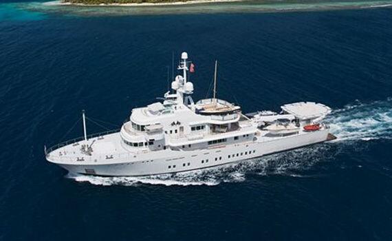 全球十大顶级私人豪华游艇盘点
