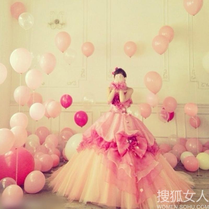 B48前成员自创品牌 打造唯美日系婚纱 女人频