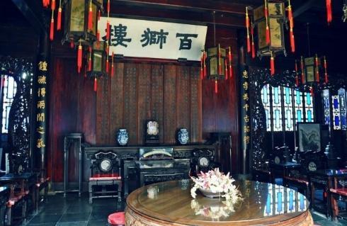 探秘清末中国巨商第一豪宅 杭州胡雪岩故居