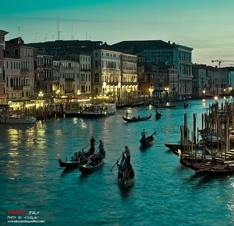 沉静美好的威尼斯(17图) - 空山鸟语 - 月滿江南