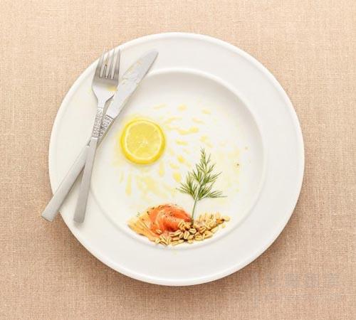 吃货小清新# 餐盘上的风景画