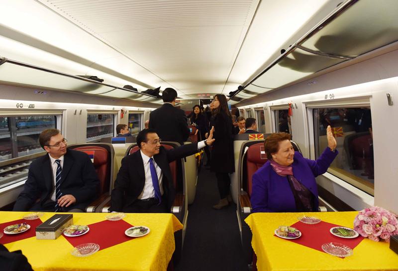 """中国高铁驶向世界——请欣赏中国总理邀中东欧16国领导人共乘高铁记实图片——转载"""" 搜狐大视野   新闻   国际图片   国际图片滚动"""" - 江南一叟 - 江南一叟新闻眼 朋友您好,江南一叟欢迎您"""