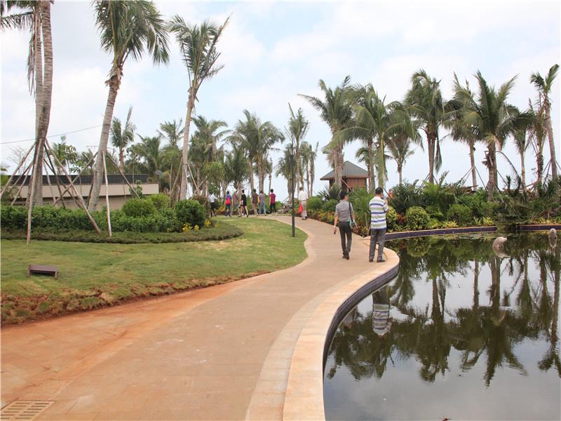 长岛蓝湾——临高滨海度假居住胜地