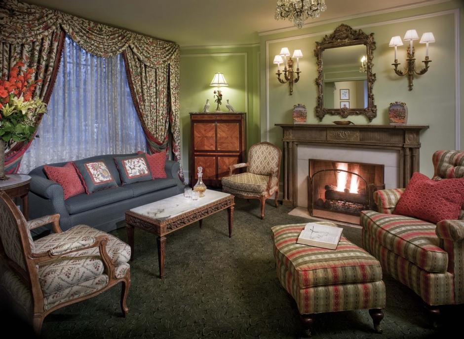 高清:broadmoor欧式风格酒店